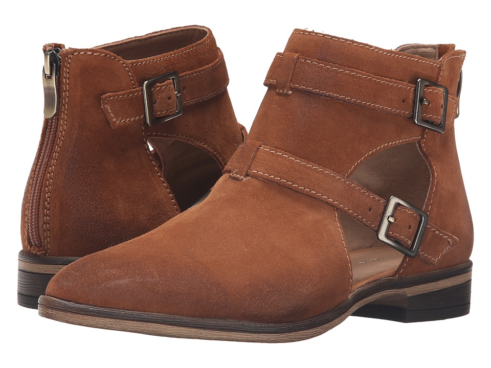 Chinese Laundry - Dandie (Whiskey Suede) Women