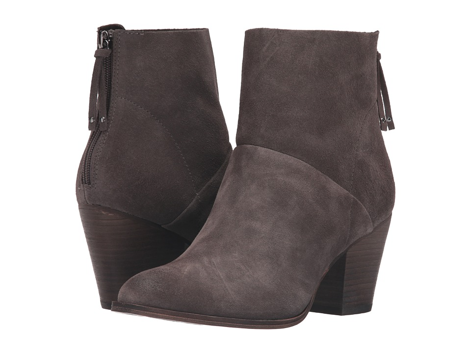 Chinese Laundry Kind (Smoke Grey Heart Suede) Women