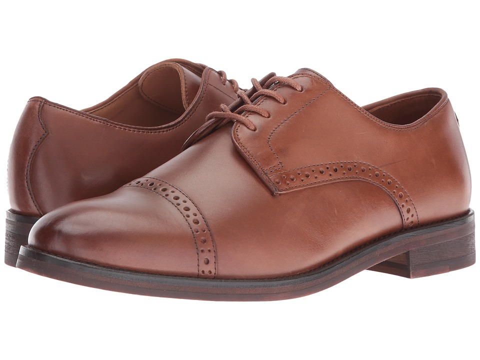 Polo Ralph Lauren Morgfield (Polo Tan Burnished Leather) Men