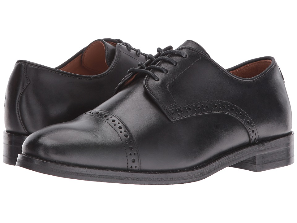 Polo Ralph Lauren Morgfield (Black Burnished Leather) Men