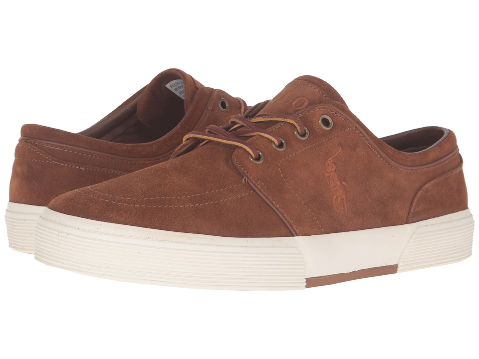 Polo Ralph Lauren Faxon Low (New Snuff Sport Suede) Men