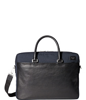 Jack Spade - Perry Leather and Nylon Briefcase