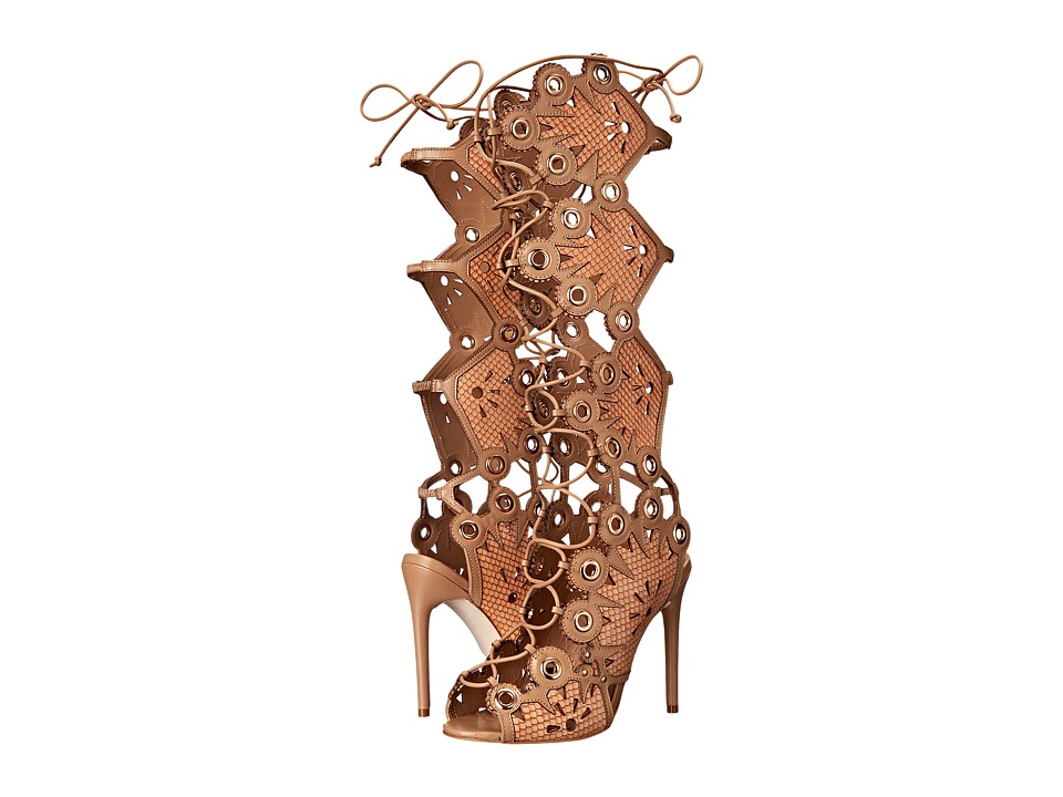 IVY KIRZHNER Cannes Caramel Womens Shoes