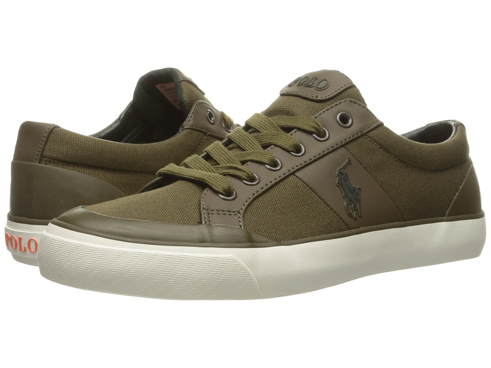 Polo Ralph Lauren Ian (Algae Canvas) Men