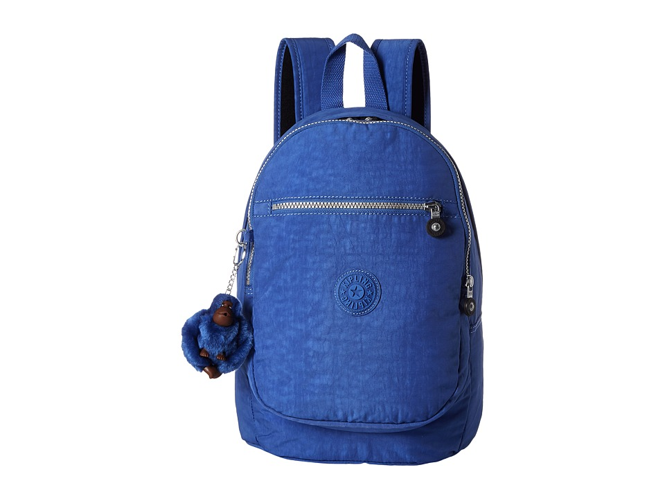 Kipling - Challenger II Backpack (Sailor Blue) Backpack Bags