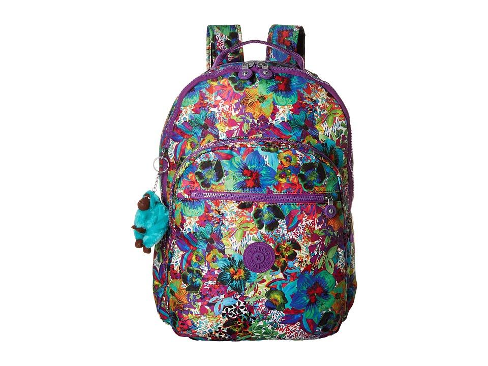 Kipling Seoul Computer Backpack Aloha Grove Backpack Bags