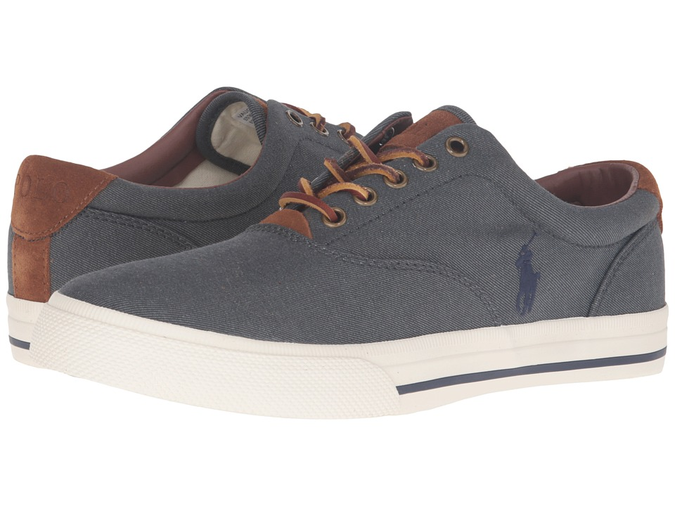 Polo Ralph Lauren Vaughn (Denim Two-Tone Twill) Men