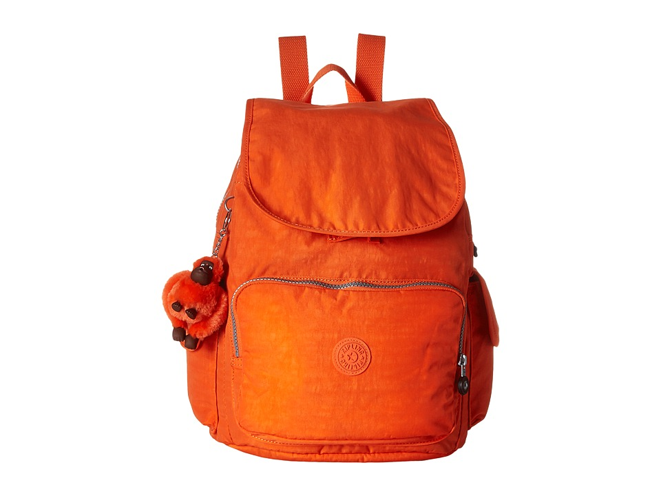 Kipling - Ravier Backpack (Riverside Crush) Backpack Bags