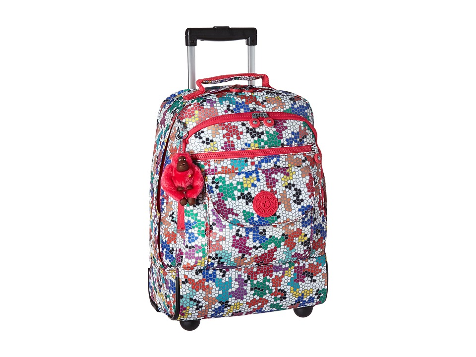 Kipling Sanaa Wheeled Backpack Spell Binder Backpack Bags
