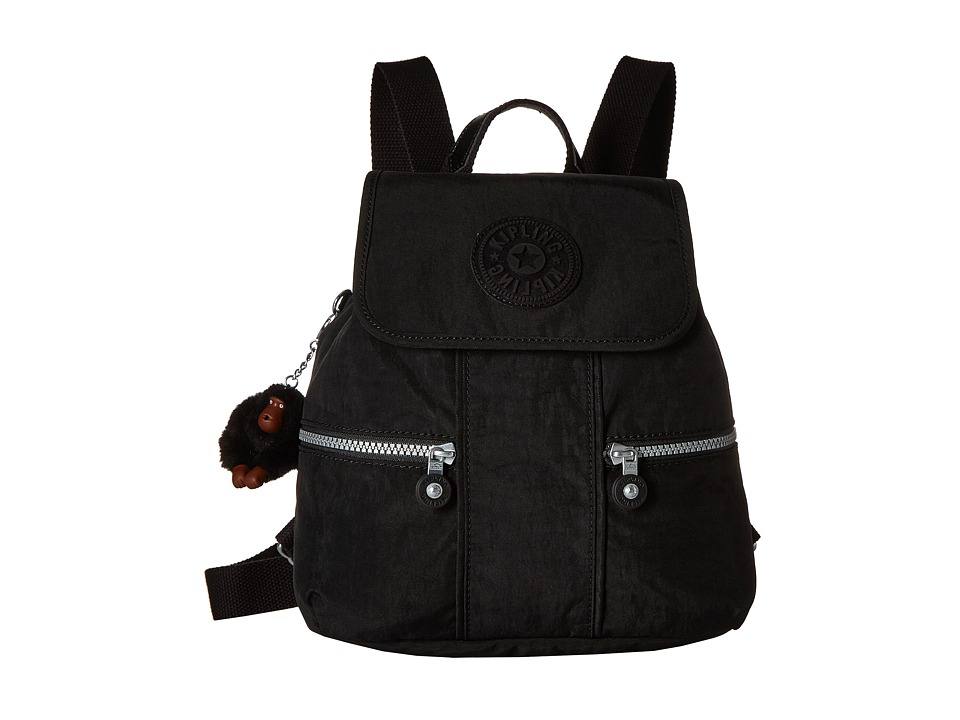 Kipling Kieran Small Backpack Black Backpack Bags