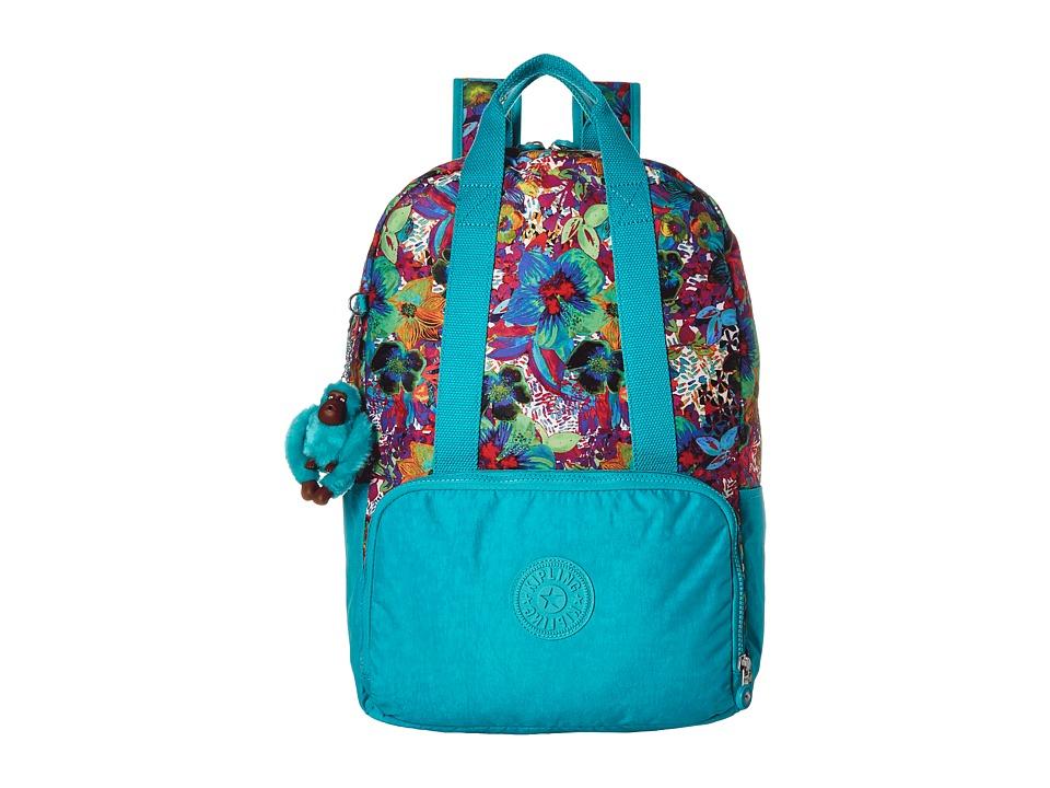Kipling Pippin Backpack Aloha Grove Backpack Bags