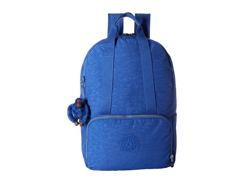 Kipling Pippin Backpack Sailor Blue Backpack Bags