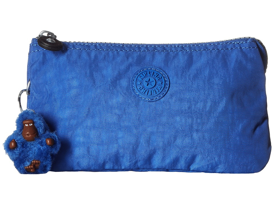 Kipling - Creativity Large Pouch (Sailor Blue) Clutch Handbags