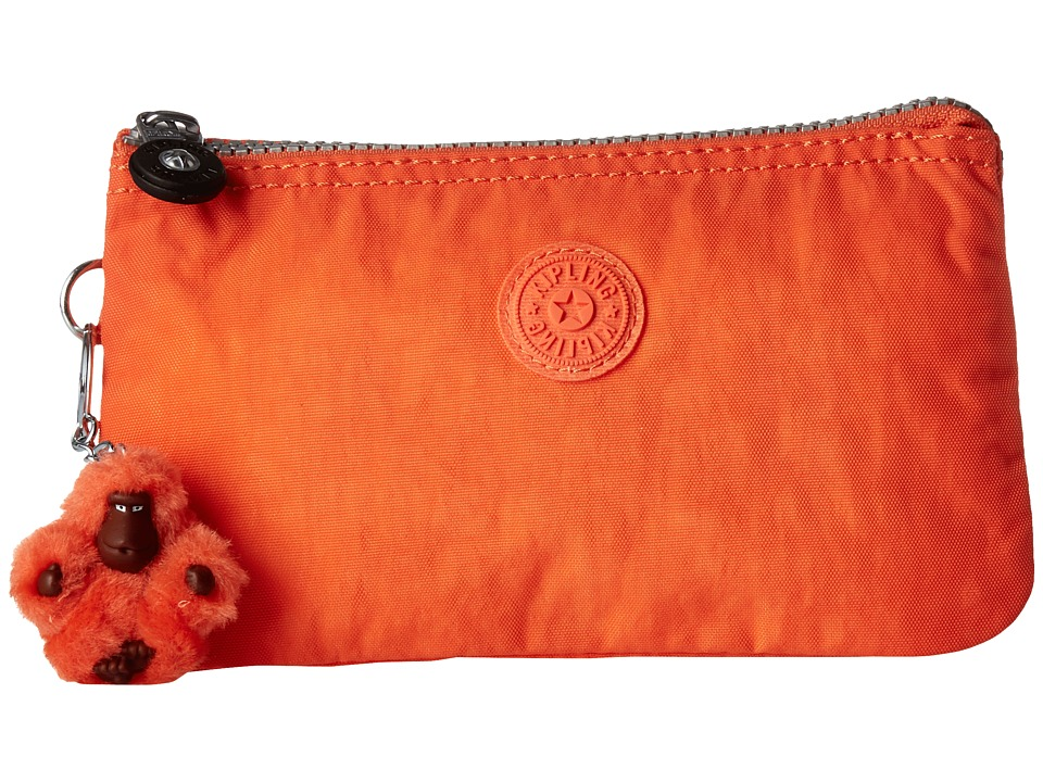 Kipling - Creativity Large Pouch (Riverside Crush) Clutch Handbags