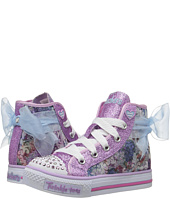 SKECHERS KIDS - Buzzing Blossom 10670L Lights (Little Kid/Big Kid)