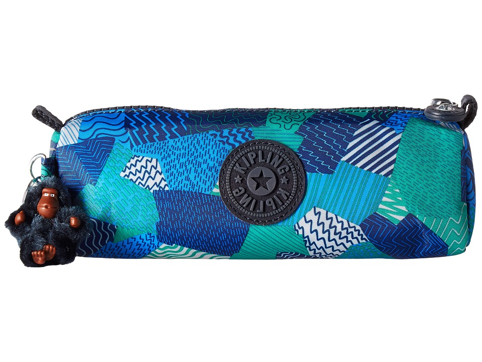 Kipling - Fabian Cosmetic Bag / Pen Case (Enjoy The Waves) Toiletries Case