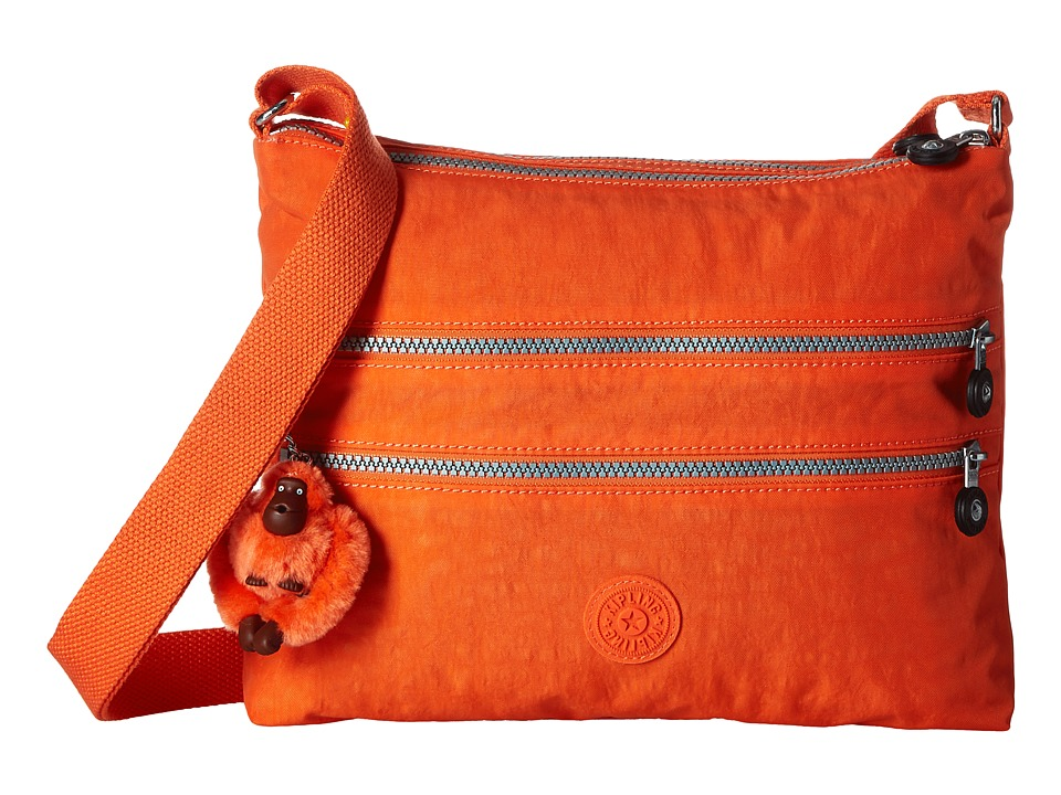 Kipling - Alvar Crossbody Bag (Riverside Crush) Cross Body Handbags