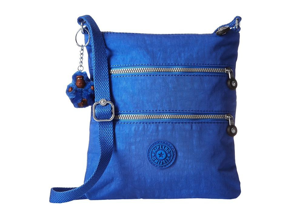 Kipling Keiko Crossbody Sailor Blue Cross Body Handbags