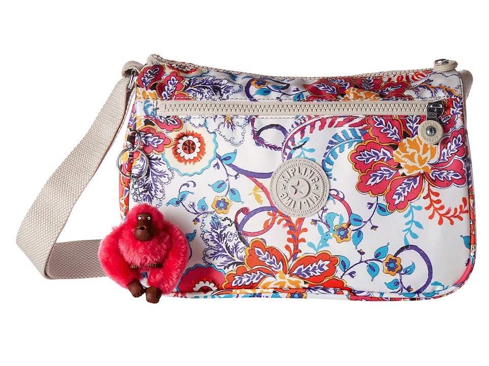 Kipling - Callie Printed Handbag (Summer Dream) Handbags