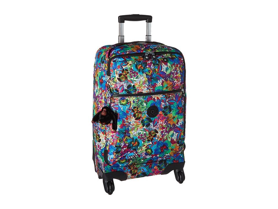 Kipling - Darcey Small Wheeled Luggage (Aloha Grove) Luggage
