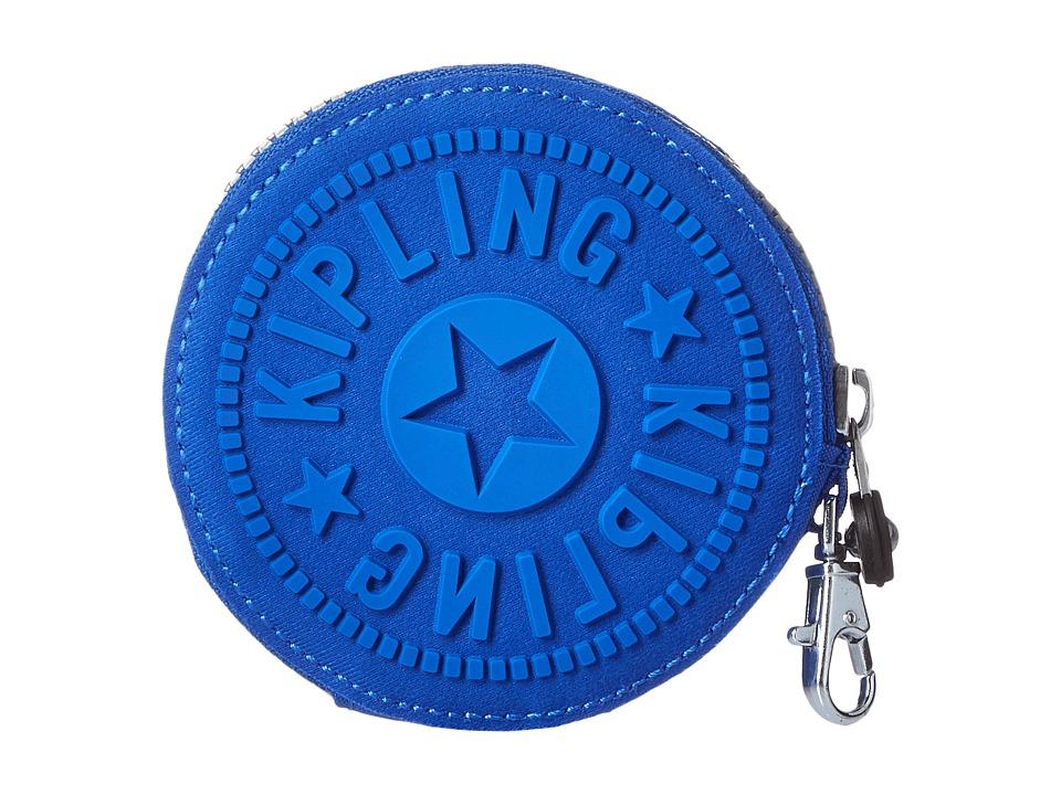 Kipling Marguerite Coin Case Sailor Blue Wallet