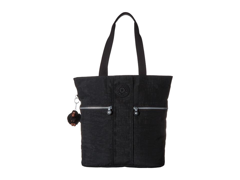 Kipling Regina Tote Black Tote Handbags