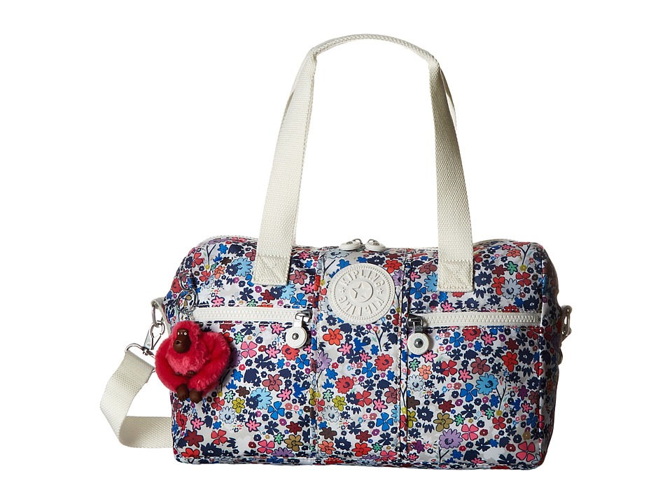 Kipling - Izabela Satchel (Glorious Traveler) Satchel Handbags