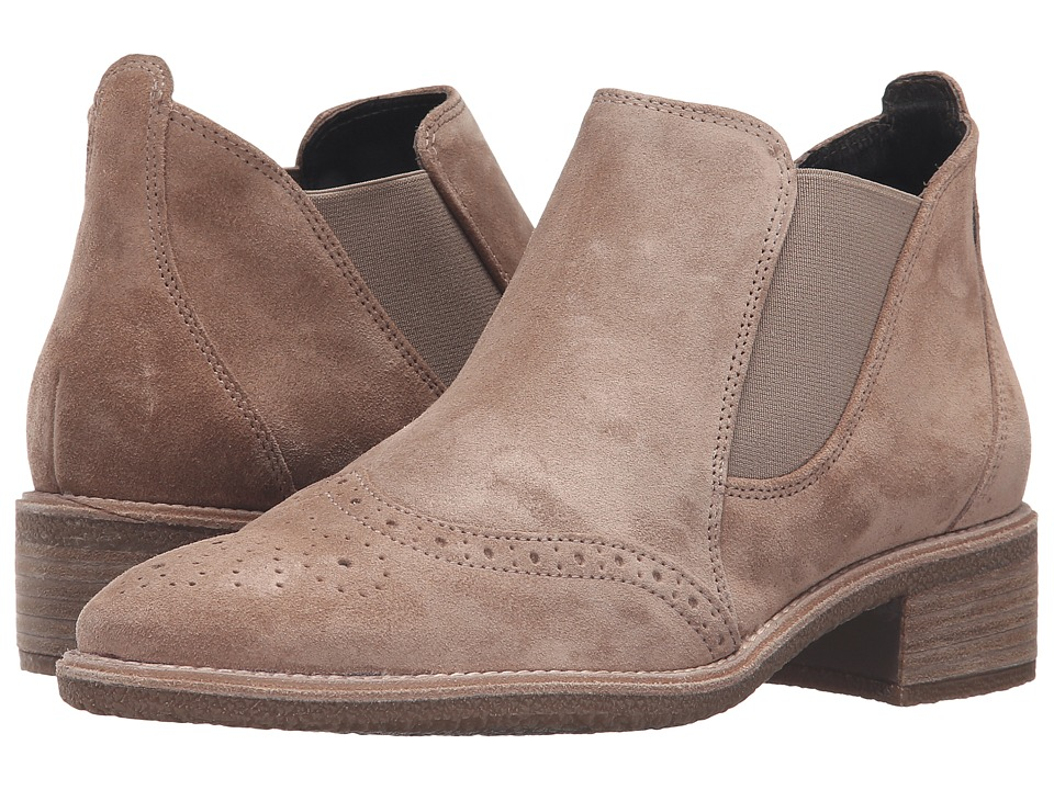 Paul Green - Junior Boot (Antelope Suede) Women