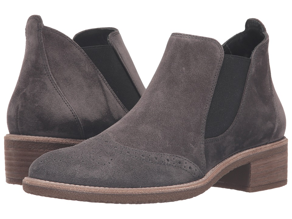 Paul Green - Junior Boot (Iron Suede) Women