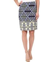 NIC+ZOE - Geo Slim Skirt