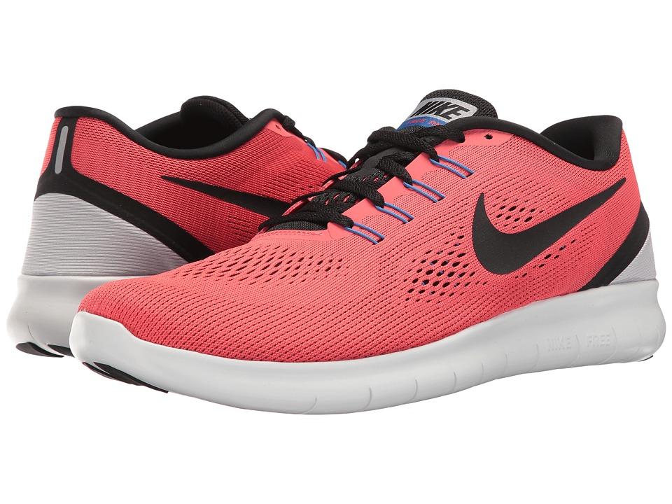 Nike Free RN (Ember Glow/Wolf Grey/Blue Spark/Black) Men