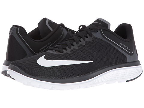 Nike FS Lite Run 3 Women's Running Shoes Black/Anthracite