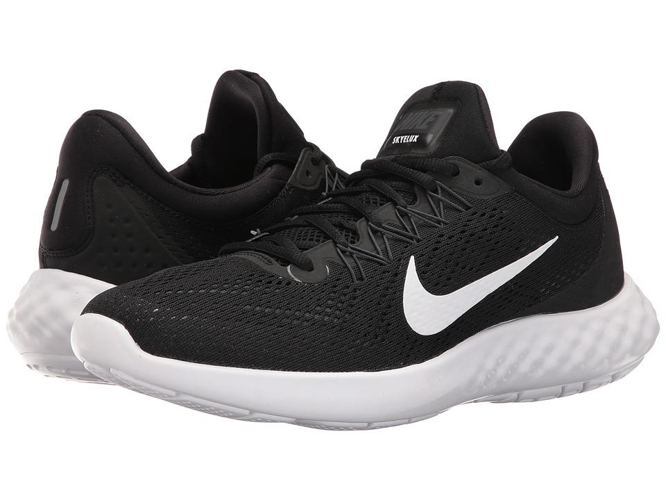 Nike - Lunar Skyelux (Black/Anthracite/White) Men's Running Shoes