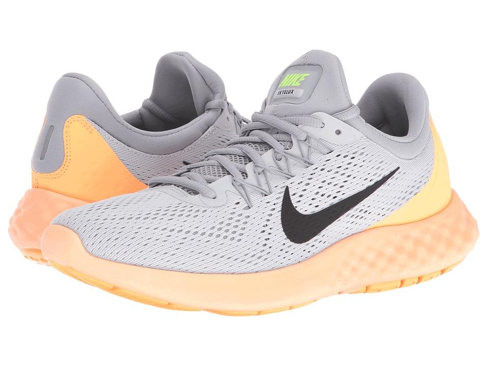 Nike Lunar Skyelux (Pure Platinum/Wolf Grey/Peach Cream/Black) Men