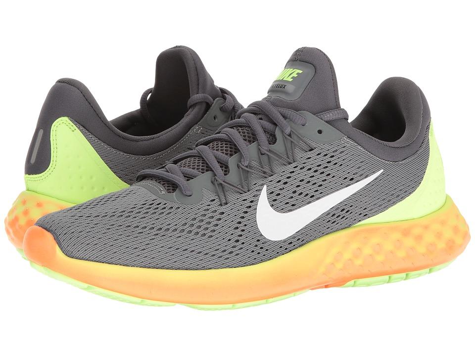 Nike Lunar Skyelux (Cool Grey/Dark Grey/Volt/White) Men