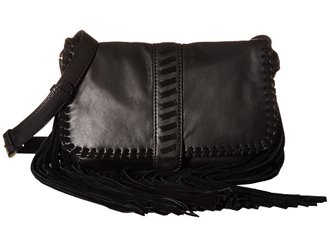 Scully Winnie Soft Leather Handbag - Black