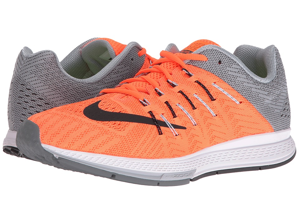 Nike - Air Zoom Elite 8 (Total Orange/Black/Team Orange/Wolf Grey) Mens Running Shoes