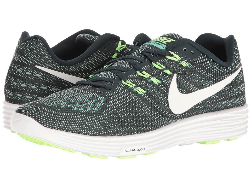 Nike Lunartempo 2 (Seaweed/Green Glow/Ghost Green/Summit White) Men