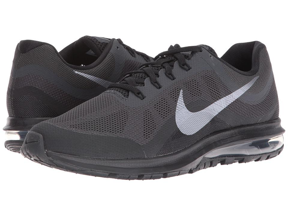 58192379dc ... Nike Air Max Dynasty 2 (AnthraciteMetallic Cool GreyBlackDark Grey) Mens  Running Shoes ...