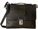 Scully Hidesign Fabian Brief Bag (Black)