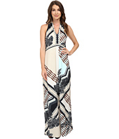 Hale Bob - Foral Disruption Maxi Dress