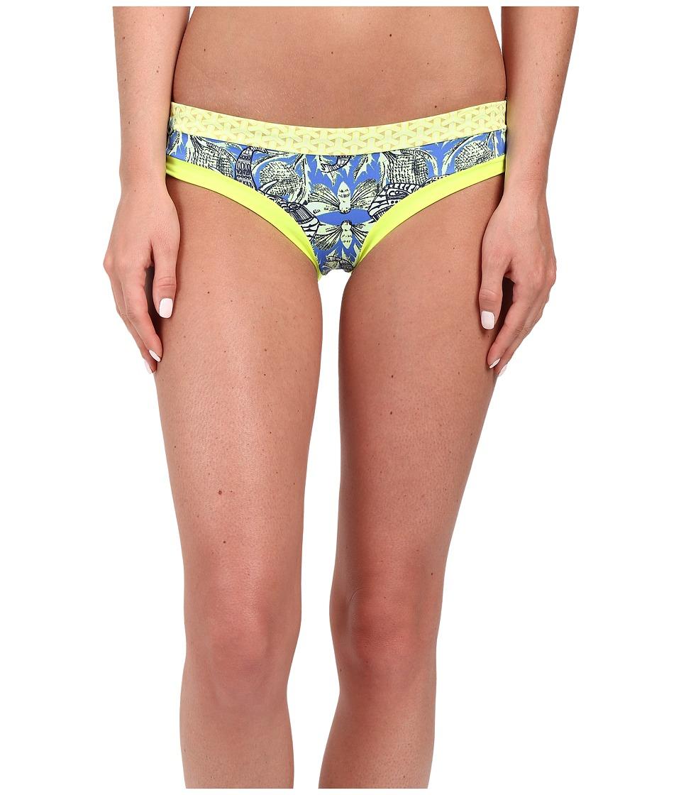 Maaji Sublime Rhyme Signature Cut Bottoms Multicolor Womens Swimwear