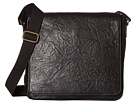 Scully Hidesign Ade Messenger Bag (Black)