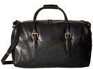 Scully Hidesign Ami Leather Travel Bag (Black)