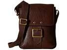 Scully Hidesign Unisex Travel Bag (Brown)