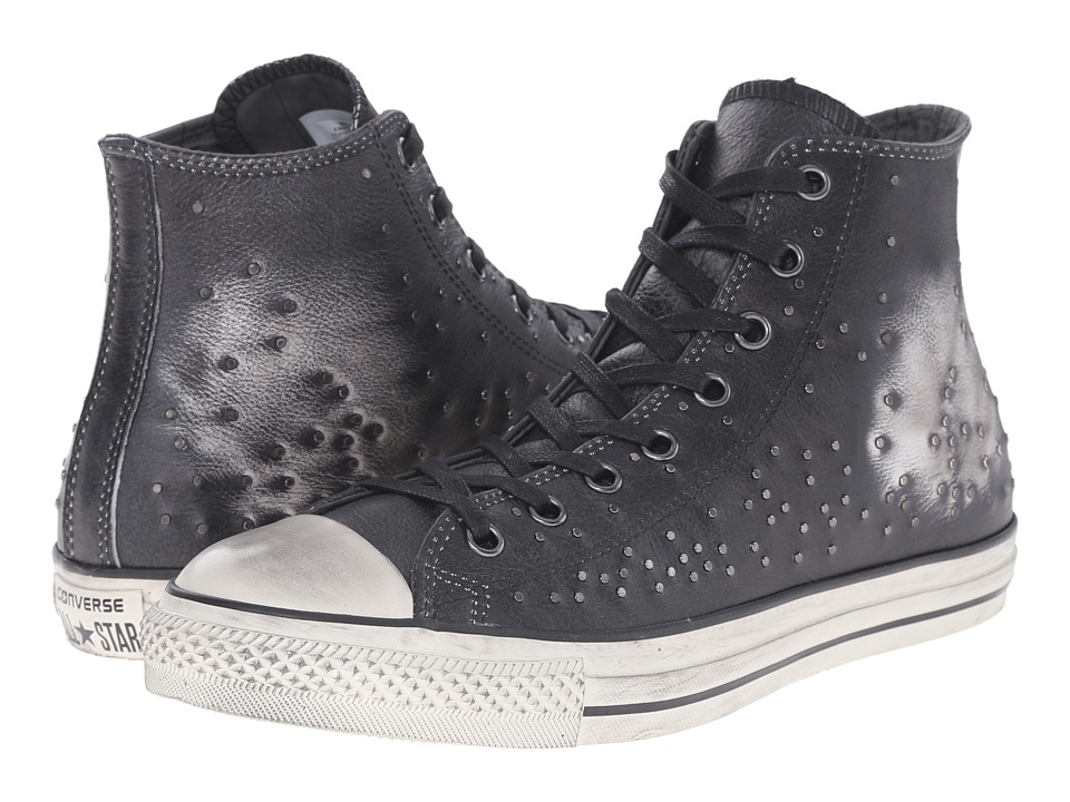 Converse by John Varvatos Chuck Taylor All Star Mini Stud Grey Stud Mens Shoes