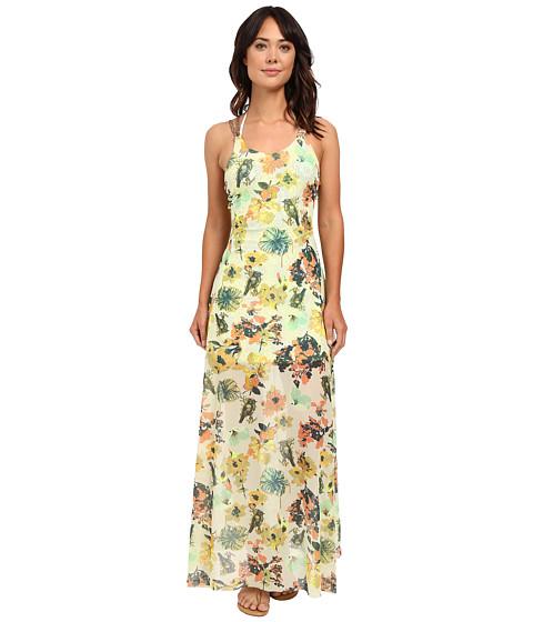 Maaji Bonded Braid Cover-Up Long Dress