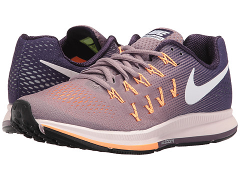 Nike Air Zoom Pegasus 33 - Purple Smoke/Purple Dynasty/Peach Cream/White