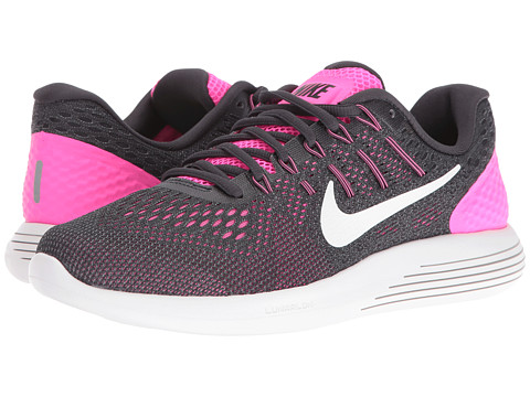 Nike Lunarglide 8 - Pink Blast/Anthracite/Cool Grey/Summit White
