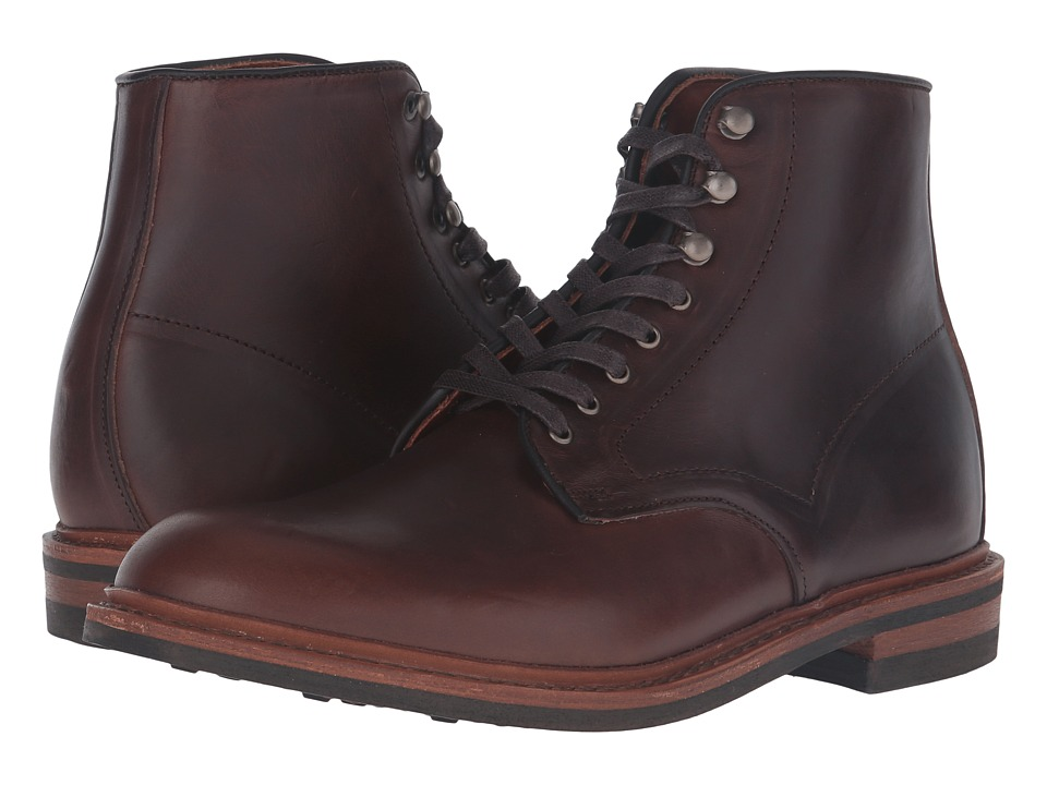 Allen Edmonds - Higgins Mill (Brown) Mens Boots